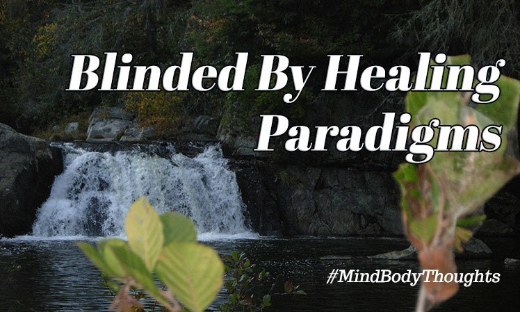 Blinded By Healing Paradigms
