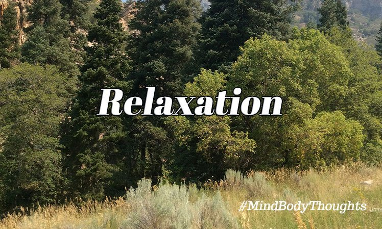 Relaxation Articles On Mind Body Thoughts