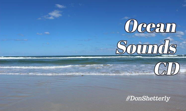 Ocean Sounds Are Relaxing