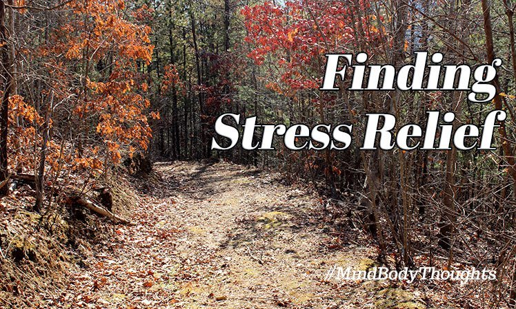 Finding Stress Relief
