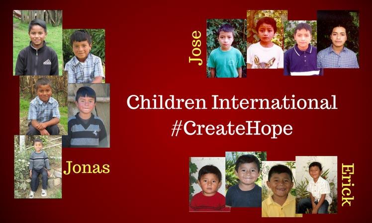 Helping Children International Create Hope