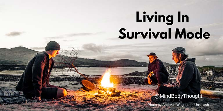 Living In Survival Mode