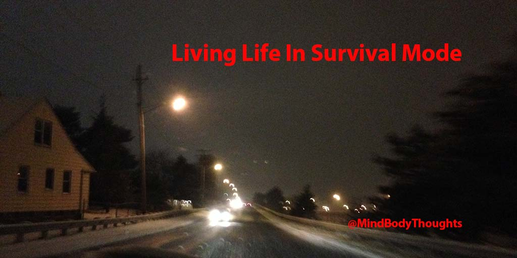 Life In Survival Mode