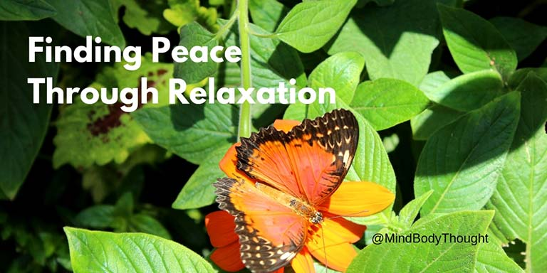 Finding Peace Through Relaxation
